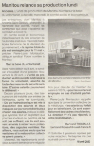 article reprise Manitou 18/04/20